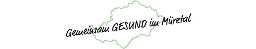 Logo Gemeinsam GESUND im Mürztal