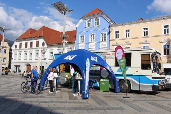 Genusstag Roadshow - Gemeinsam GESUND im Mürztal - Genusstag Kapfenberg