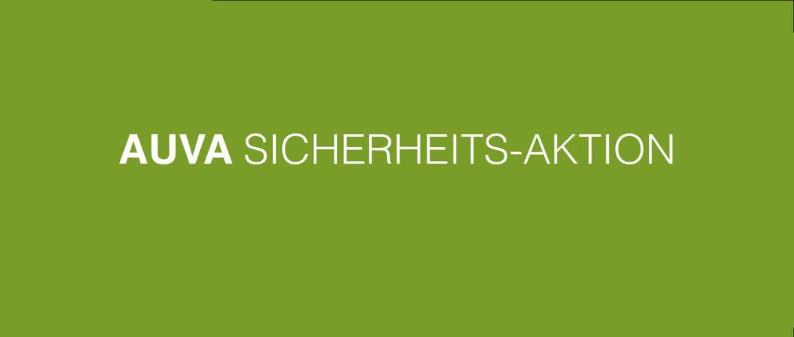AUVA Helmaktion - Gemeinsam GESUND im Mürztal - Genusstag Kapfenberg
