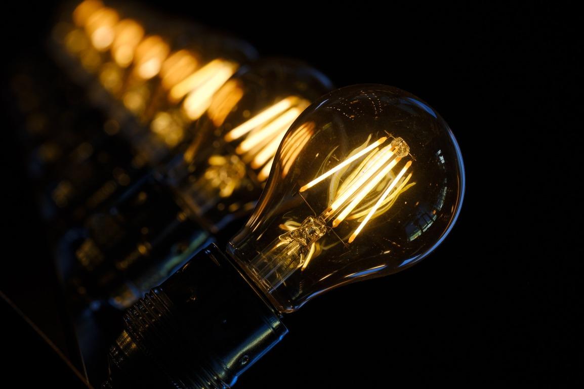 Glühbirne – Beispielbild – Gemeinsam GESUND im Mürztal