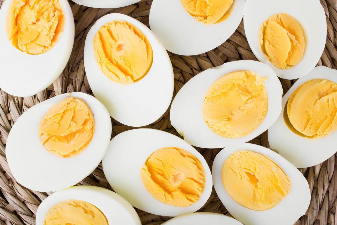 Osterzeit ist Eierzeit: Rezept für köstlichenEiaufstrich
