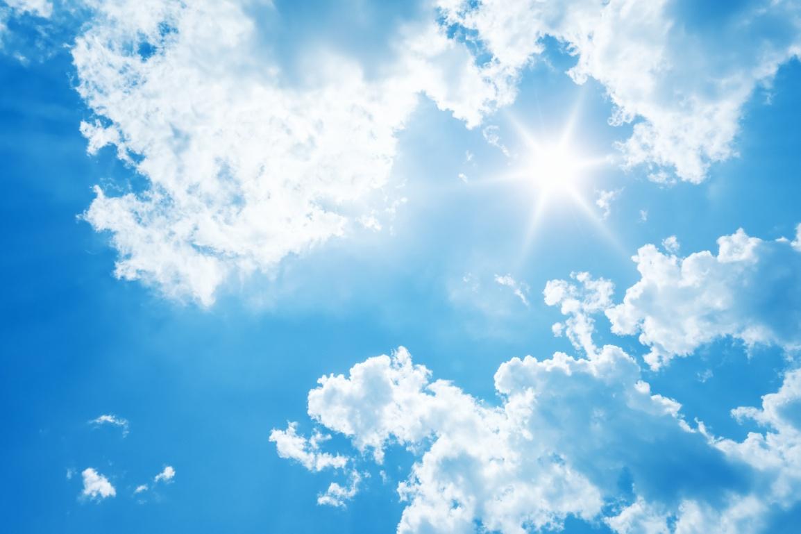 Sonne ohne Schattenseiten