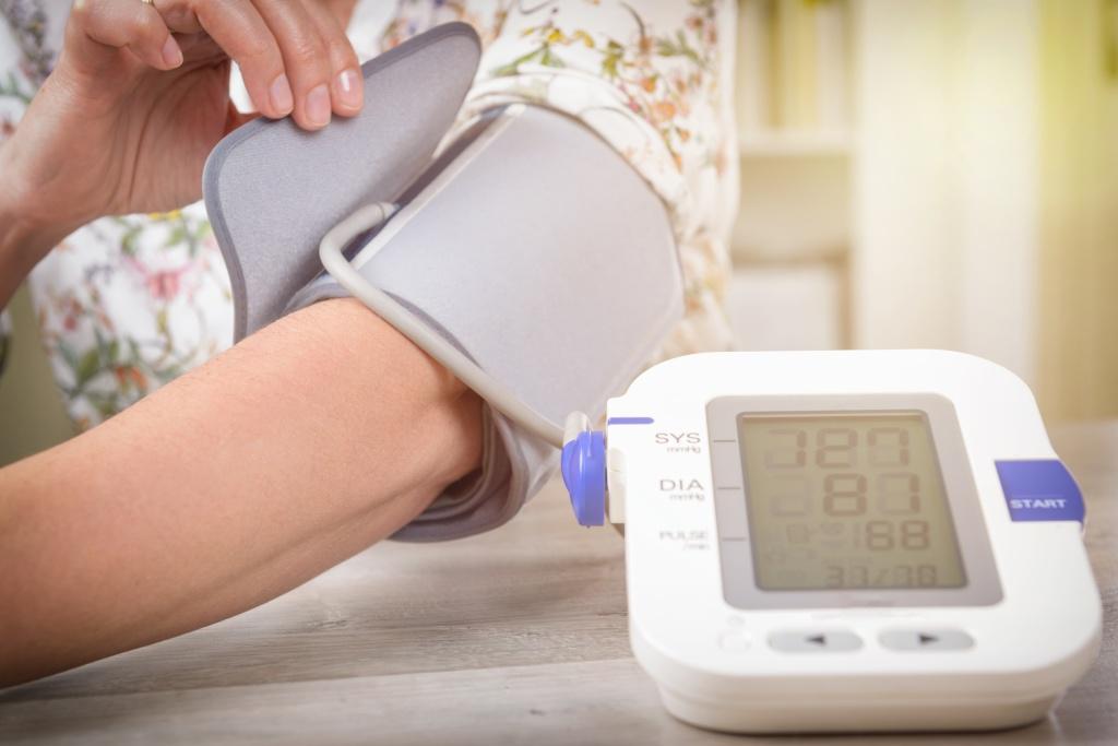 Den Blutdruck im Auge behalten – Gemeinsam GESUND im Mürztal – Genusstag Kapfenberg